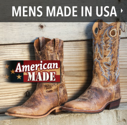 mens cowboy boots made in usa