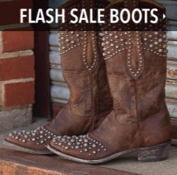 Flash Sale Boots