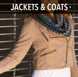 ladies jackets and coats