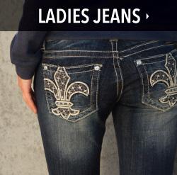 womens western jeans