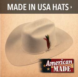 american made cowboy hats