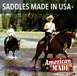 american made saddles