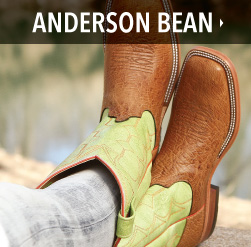 ladies bootdaddy collection with anderson bean