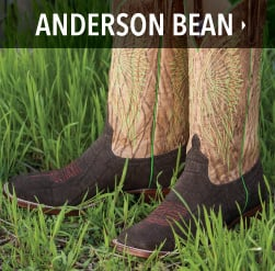 Mens BootDaddy with Anderson Bean