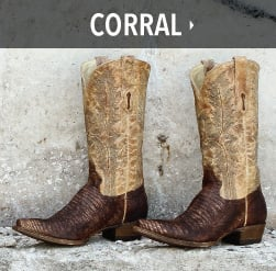 mens bootdaddy collection with corral