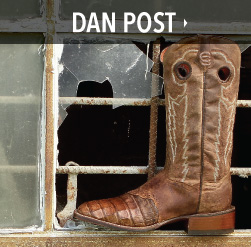 mens bootdaddy collection with dan post