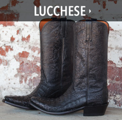 mens bootdaddy collection with lucchese