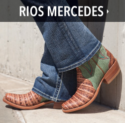 ladies bootdaddy collection with rios mercedes