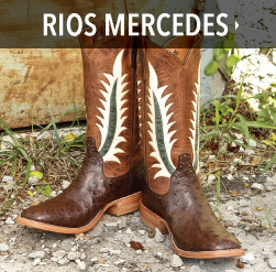bootdaddy collection with rios of mercedes