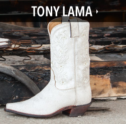 ladies bootdaddy collection with tony lama