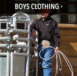 boys wrangler clothing
