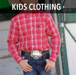 kids cinch clothing