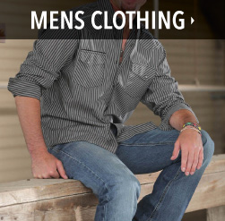 mens cinch clothing
