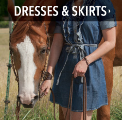 womens western dresses and skirts