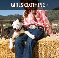 girls wrangler clothing