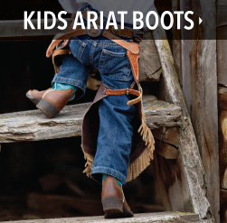 ariat kids boots
