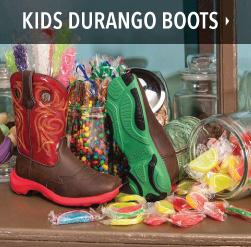 kids durango boots
