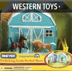 kids western toys