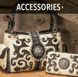 womens western accessories
