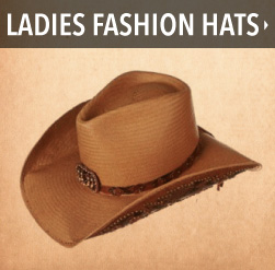 ladies fashion cowboy hats