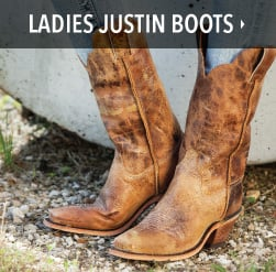 womens justin boots