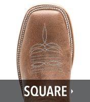 womens square toe boots