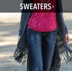 womens western sweaters