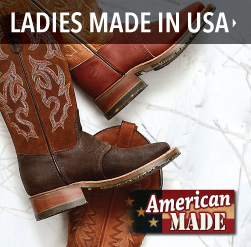 ladies made in usa boots