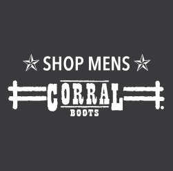 mens corral boots