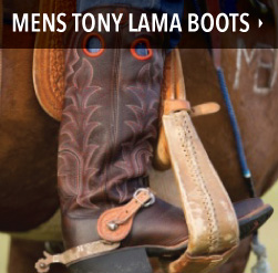 mens tony lama boots