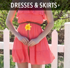 ladies western dresses and skirts