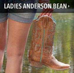 womens anderson bean
