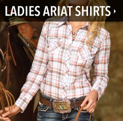 womens ariat shirts
