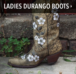 womens durango boots